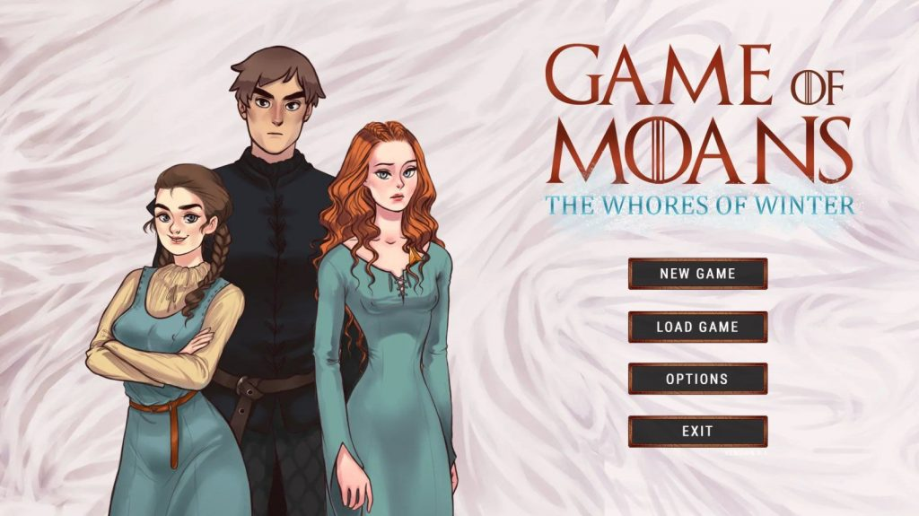 game of moans homepage
