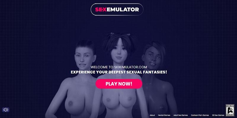 sexemulator homepage