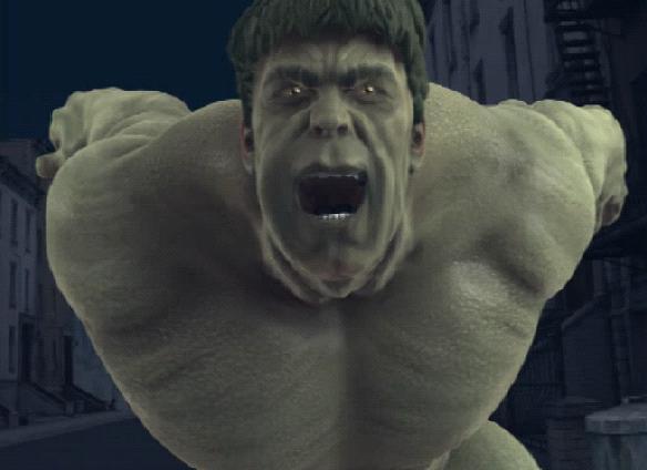 Image of Raging Green Destroyer game