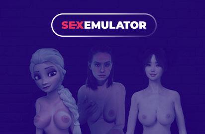 Image of Sexemulator game