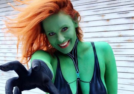 Maitland Ward cosplay