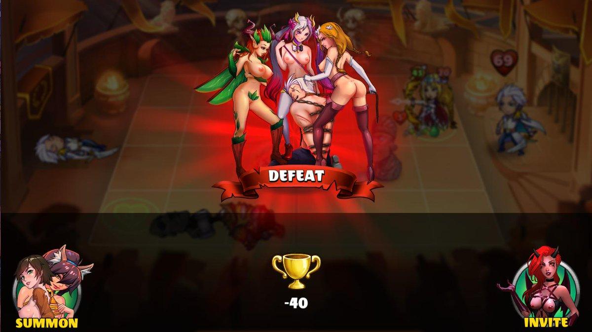 cunt wars defeat